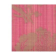 Cerise/Bis Drapery and Upholstery Fabric by Scalamandre