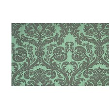 Emeraude Drapery and Upholstery Fabric by Scalamandre