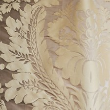 Muscade Drapery and Upholstery Fabric by Scalamandre