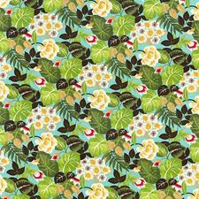Luau Drapery and Upholstery Fabric by Kasmir