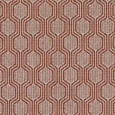 Geranium Drapery and Upholstery Fabric by Highland Court