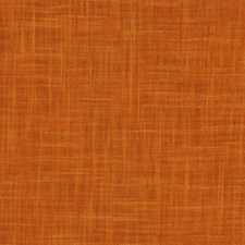 Orange Drapery and Upholstery Fabric by RM Coco