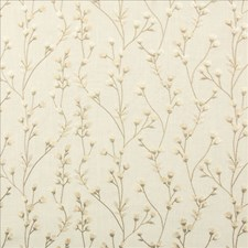 Snowflake Drapery and Upholstery Fabric by Kasmir