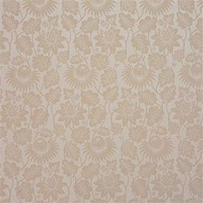 Natural Botanical Drapery and Upholstery Fabric by G P & J Baker