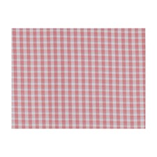 Fraise Plaid Drapery and Upholstery Fabric by Brunschwig & Fils