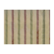 Copper Jade Stripes Drapery and Upholstery Fabric by Brunschwig & Fils