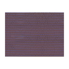 Persian Blue Stripes Drapery and Upholstery Fabric by Brunschwig & Fils