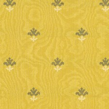 Gold Leaf Drapery and Upholstery Fabric by Robert Allen
