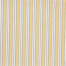 Chambray Stripes Drapery and Upholstery Fabric by Laura Ashley