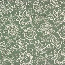 Seamist Botanical Drapery and Upholstery Fabric by Laura Ashley