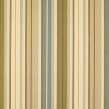 Seamist Stripes Drapery and Upholstery Fabric by Laura Ashley