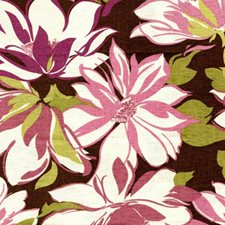 Fuschia Drapery and Upholstery Fabric by RM Coco