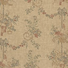 Russet Drapery and Upholstery Fabric by Ralph Lauren