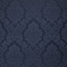 Prussian Blue Drapery and Upholstery Fabric by Ralph Lauren
