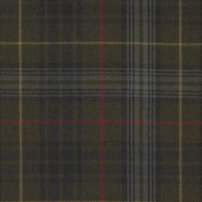 Dark Olive Drapery and Upholstery Fabric by Ralph Lauren