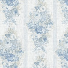 Sargent Blue Drapery and Upholstery Fabric by Ralph Lauren