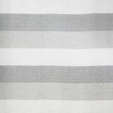 Platinum Stripe Drapery and Upholstery Fabric by Pindler