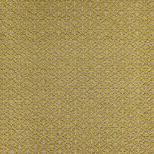 Gold/Green/White Diamond Drapery and Upholstery Fabric by Kravet