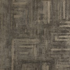 Beige/Grey/Charcoal Geometric Drapery and Upholstery Fabric by Kravet