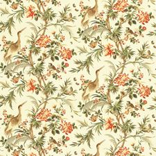Orange Grove Drapery and Upholstery Fabric by Kasmir