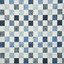 Copen Check Drapery and Upholstery Fabric by Pindler