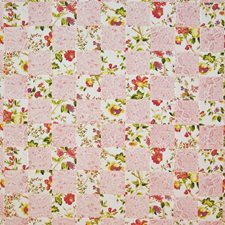 Cherry Cream Drapery and Upholstery Fabric by Kasmir
