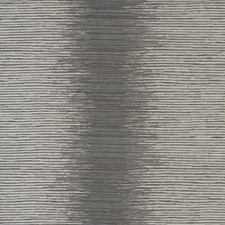 Grey/Ivory Stripe Drapery and Upholstery Fabric by JF