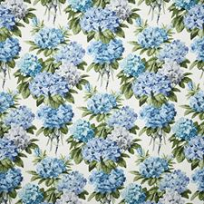 Blues Traditional Drapery and Upholstery Fabric by Pindler