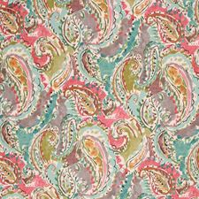 Spring Rose Drapery and Upholstery Fabric by RM Coco