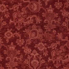 Lipstick Drapery and Upholstery Fabric by RM Coco