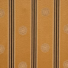 Gold Te Drapery and Upholstery Fabric by RM Coco