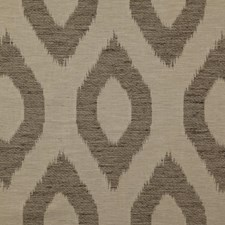 Greige Drapery and Upholstery Fabric by RM Coco