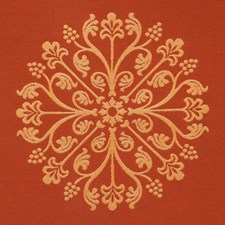 Adobe Damask Drapery and Upholstery Fabric by Pindler