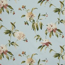 Duck Egg Drapery and Upholstery Fabric by Kasmir