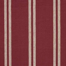 Rose Stripes Drapery and Upholstery Fabric by Baker Lifestyle