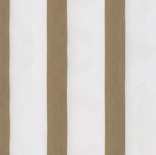 Caramel Stripes Drapery and Upholstery Fabric by Baker Lifestyle