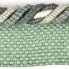 Stripes Aqua Trim by Parkertex