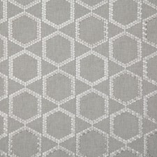 Silver Drapery and Upholstery Fabric by Pindler
