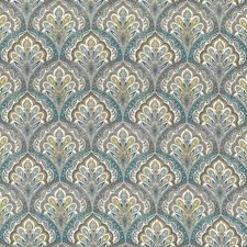 Spa Blue Drapery and Upholstery Fabric by Kasmir