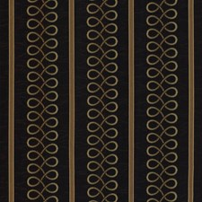 Noir Drapery and Upholstery Fabric by Kasmir