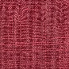 Burgundy Drapery and Upholstery Fabric by Scalamandre