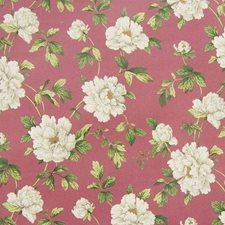 Fuchsia Drapery and Upholstery Fabric by Kasmir