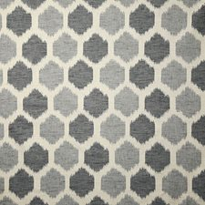 Marine Ethnic Drapery and Upholstery Fabric by Pindler