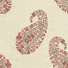 Sallie-Chervil Paisley Drapery and Upholstery Fabric by Kravet