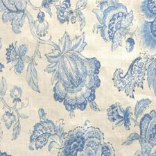 Periwinkle Drapery and Upholstery Fabric by RM Coco