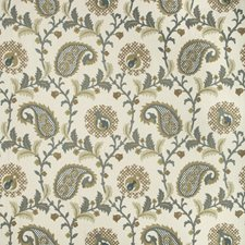 Dried Thyme Botanical Drapery and Upholstery Fabric by Kravet