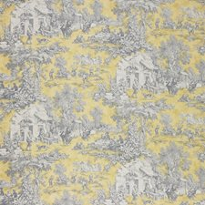 Toile Drapery and Upholstery Fabric by Kravet
