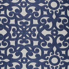 Nautic Drapery and Upholstery Fabric by RM Coco