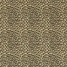 Black/Beige/Brown Animal Skins Drapery and Upholstery Fabric by Kravet
