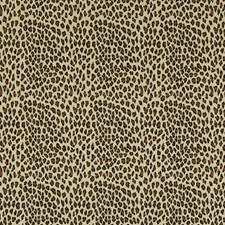Black/Beige/Brown Animal Skins Drapery and Upholstery Fabric by Kravet